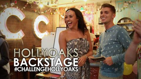 Steph's Hollyoaks Charades Challenge
