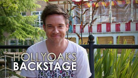 Andy Moss Explains Rhys' Return