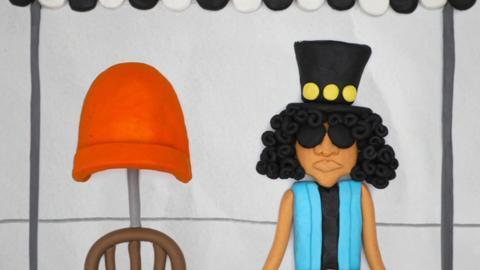 S2-Ep4: Plasticine Joey Ramone