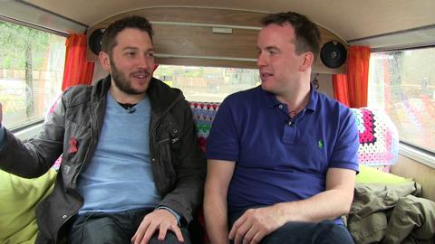 Jon and Matt