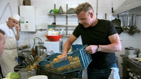 S1-Ep1: Unsightly Kitchen