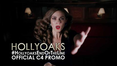 #HollyoaksEndOfTheLine: Official C4 Promo