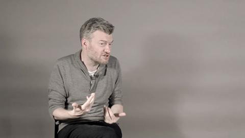 Creator Charlie Brooker Explains Black Mirror