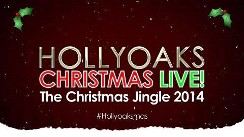 Hollyoaks Christmas Jingle 2014