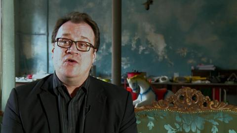 Interview with Russell T Davies