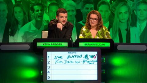 Big Fat Quiz 2014: Trailer