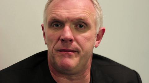 greg davies man down
