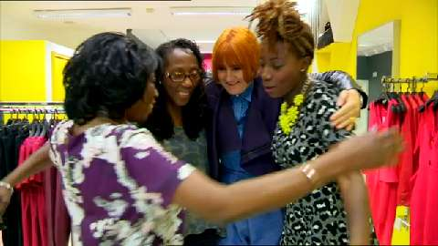 Mary Portas Secret Shopper Series 2 Trailer