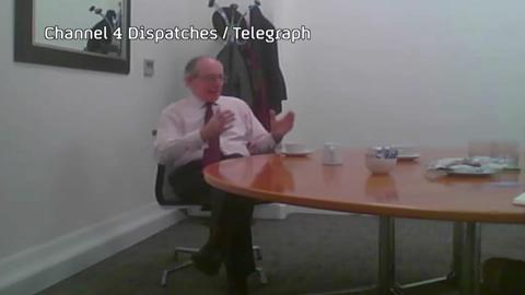 Politicians For Hire - Sir Malcolm Rifkind