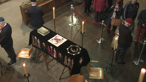 Richard III: The Reburial - live stream clip