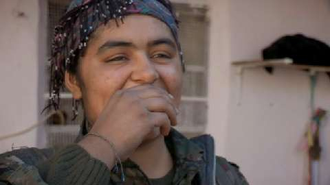 The Women Who Beat ISIS