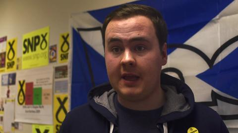 Youth Leader: Chris Glendinning (SNP)