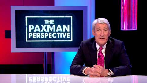 Paxman: You're a Moron if You Didn't Vote