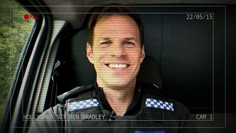 Meet Sergeant Ben Bradley!