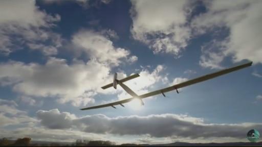 Solar Impulse plane begins Pacific crossing