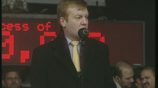 Charles Kennedy dies at 55: most memorable moments