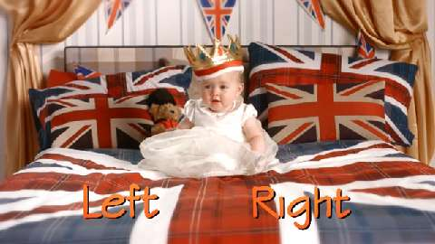 Trailer: Royal Baby Left, or Royal Baby Right?