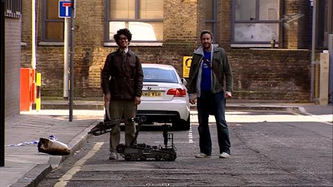 S4-Ep5: Bomb Disposal Robot