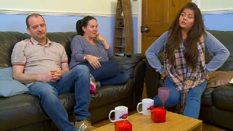 Gogglebox: Scarlett vs The X Factor