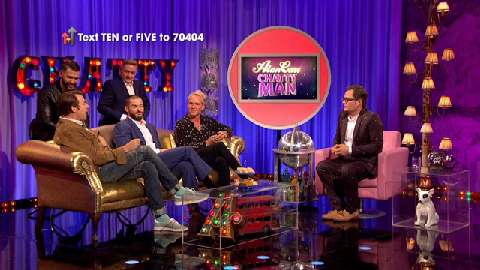 Chatty Man: Tattoos