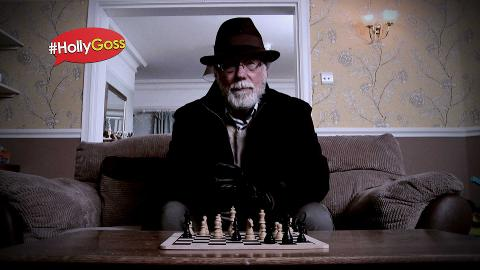 #HollyGoss - One Final Game of Chess?