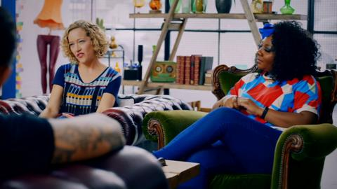 Tattoo Fixers: Stand Up To Cancer (Cathy)