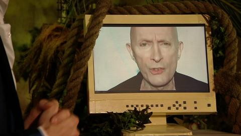 The Crystal Maze: Richard O'Brien