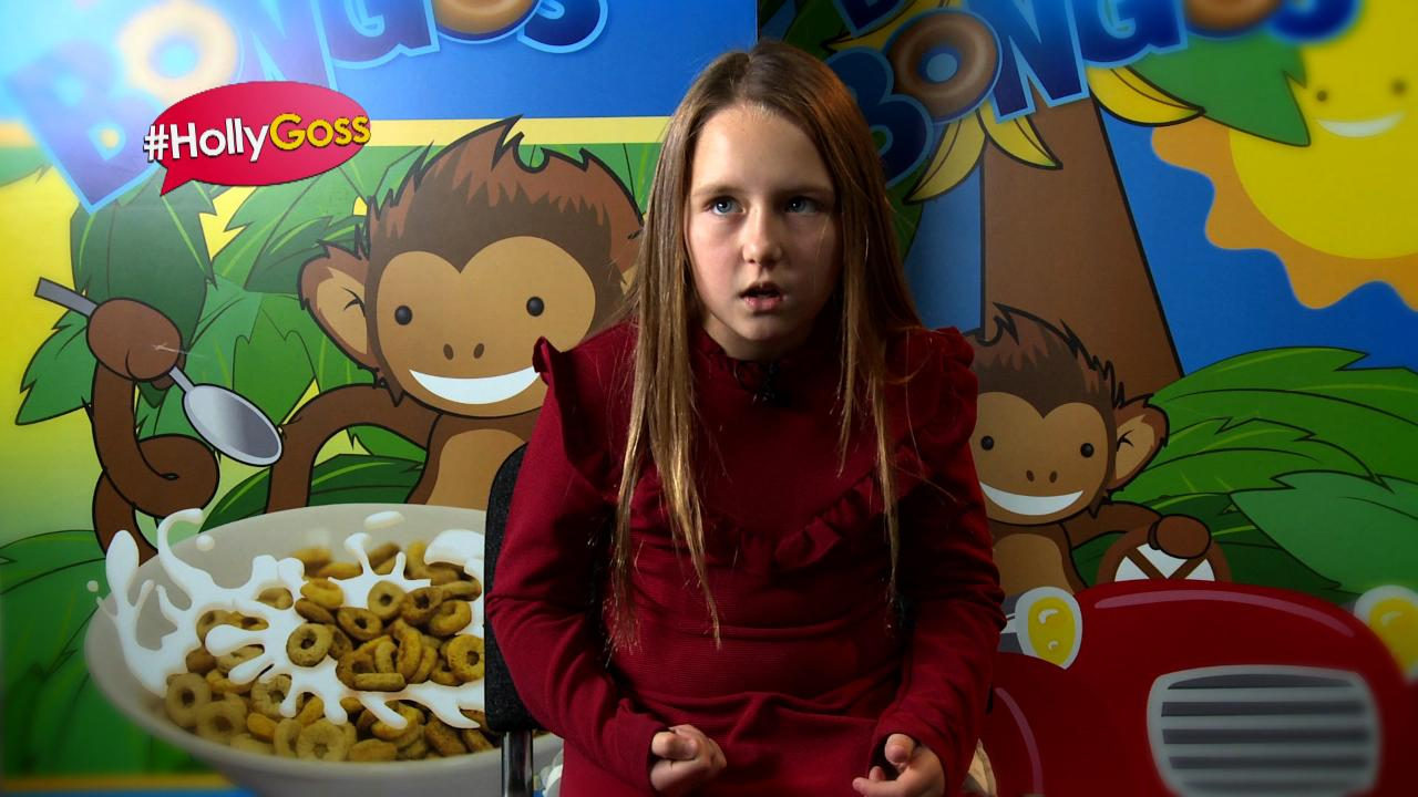 #HollyGoss - Banana Bongo'es Bad