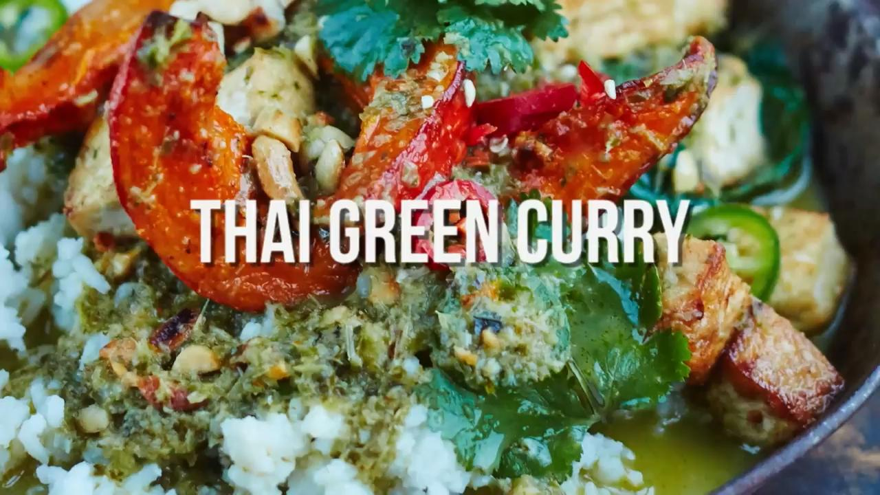 S4-Ep1: Thai Green Curry