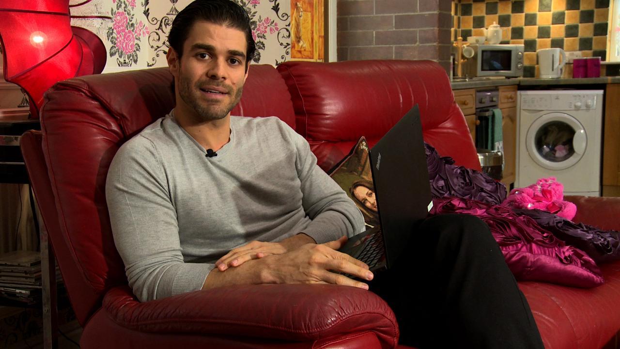 Goodbye Diego: Juan Pablo's Review of Hollyoaks