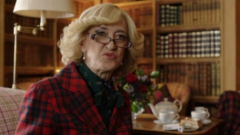 The Windsors S2-Ep5, Channel 4