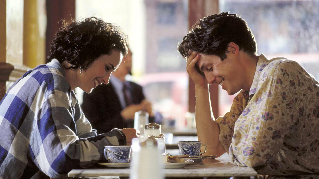 Click To Play Four Weddings And A Funeral On Film4