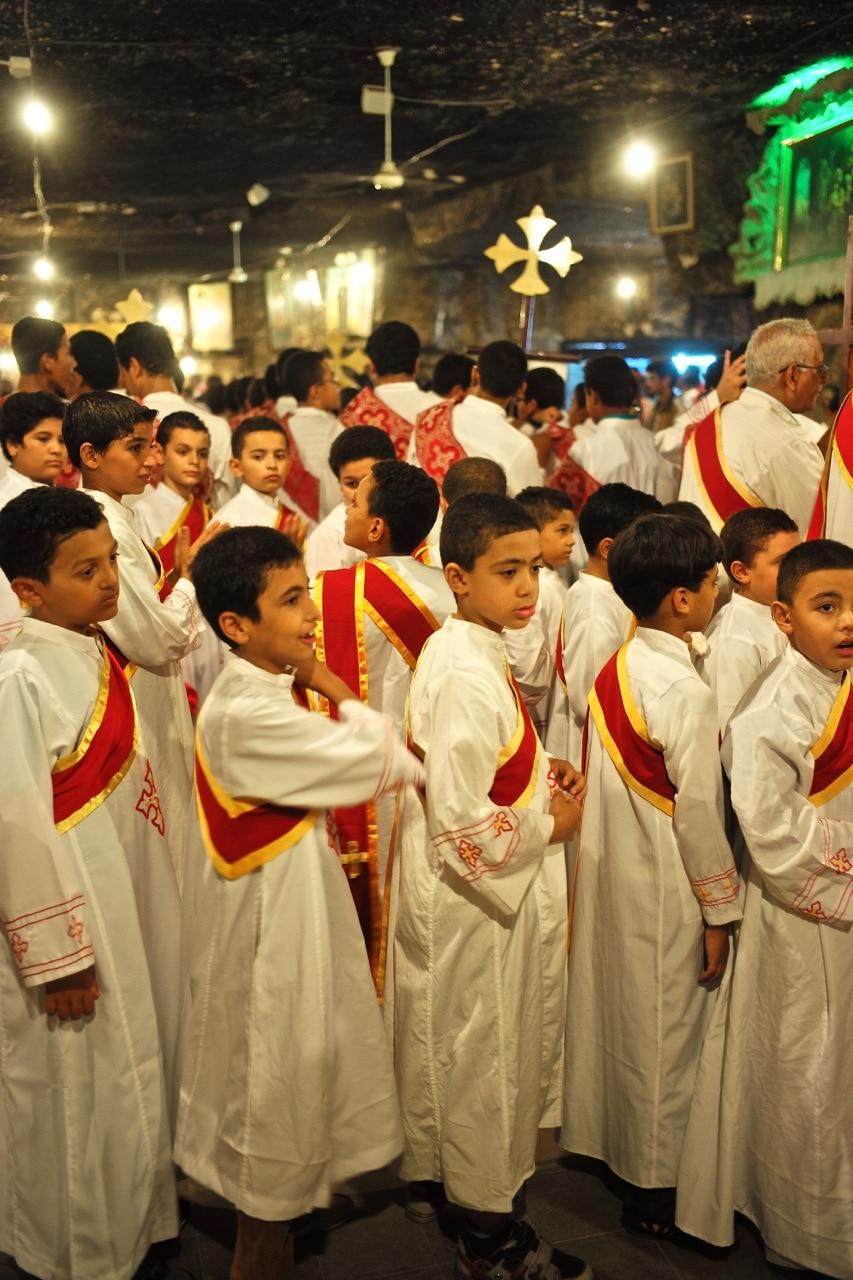 Day 250 - Egypt: Pilgrims in Asyut