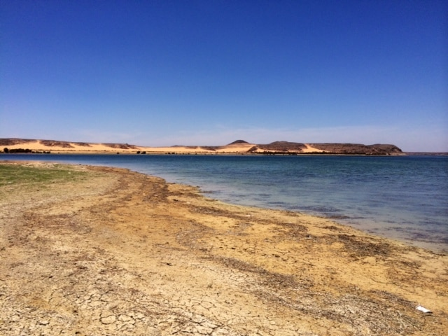 Day 229 - Egypt: Lake Aswan