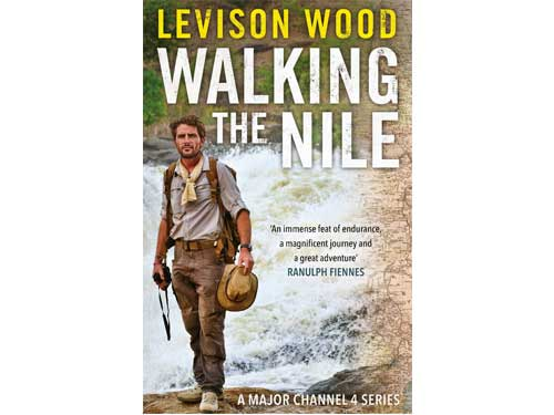 Walking the Nile - book jacket