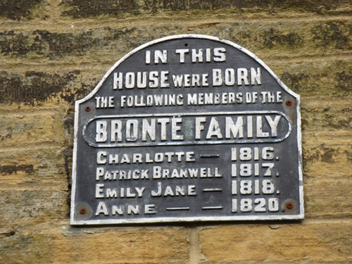Bronte Country - West Yorkshire