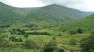 View from Hartsop Mine