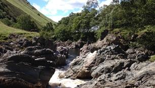 Hutton's Waterfall