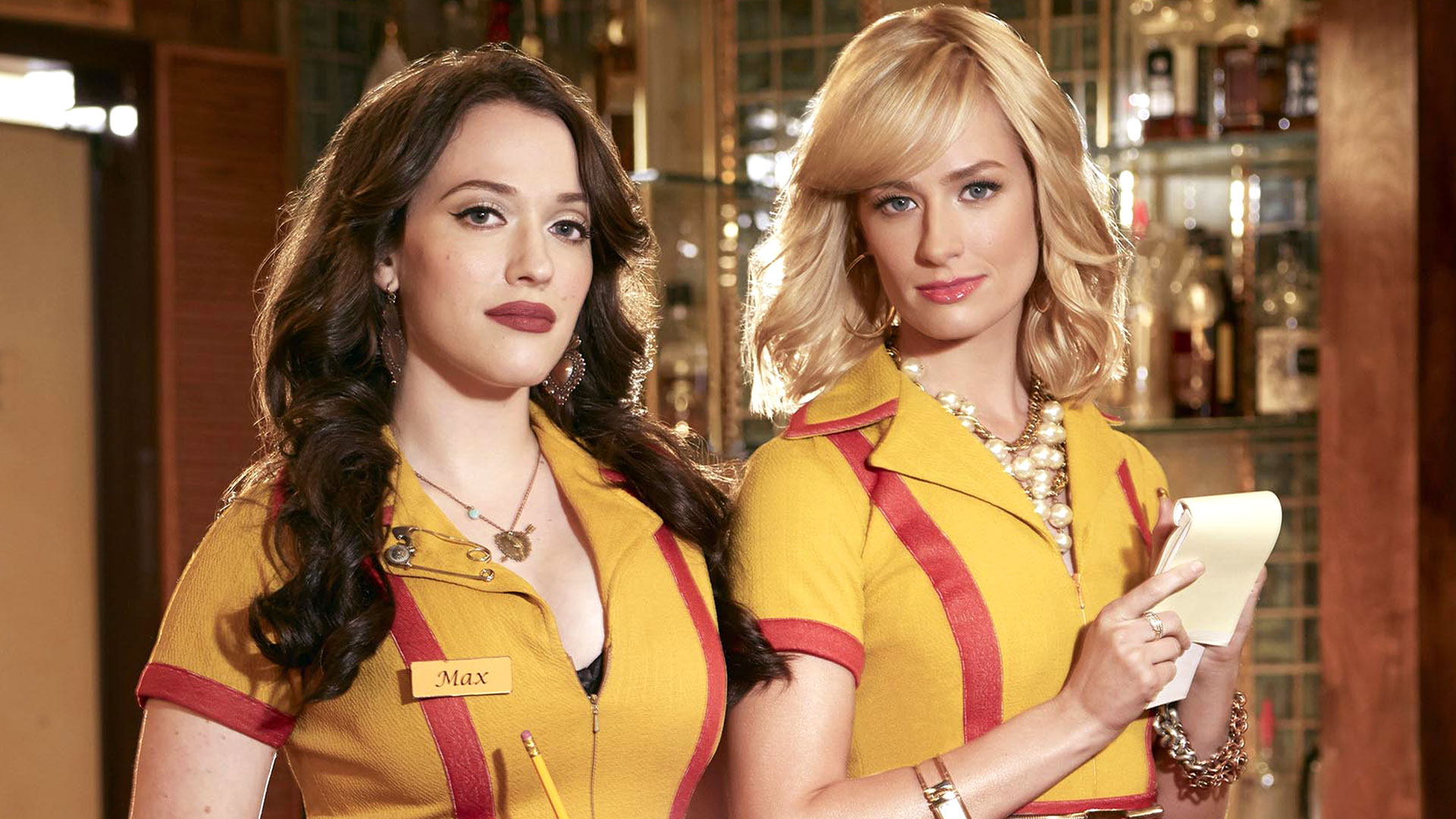 2 Broke Girls 2 Broke Girls All 4