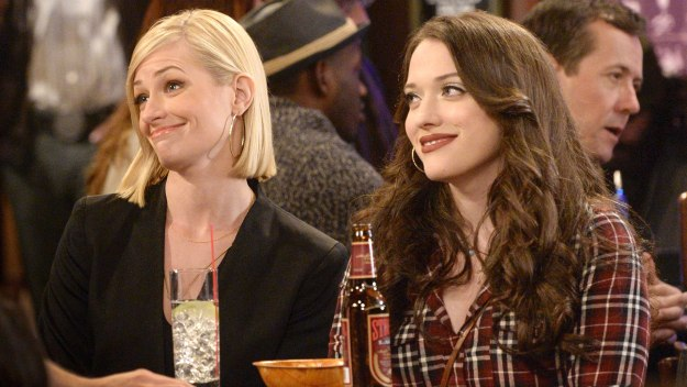 2 Broke Girls: Caroline and Max