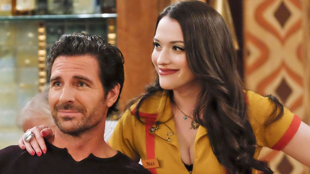 2 Broke Girls: Randy and Max