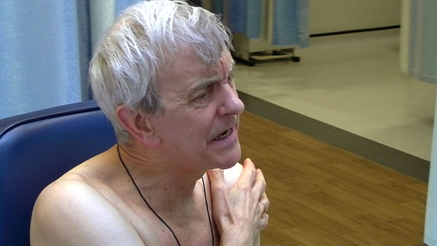 24 Hours in A & E