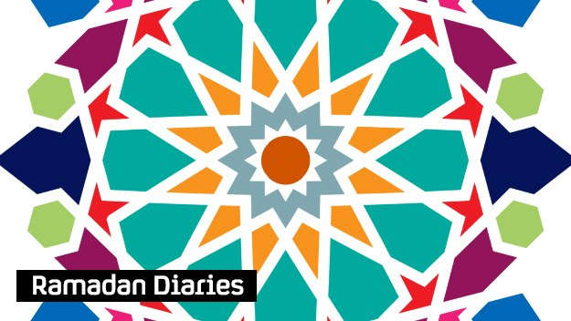 Ramadan Diaries - Day 25 - Pop-up Mosque