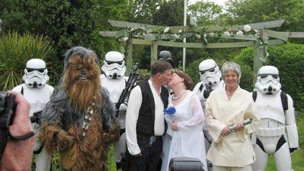 50 Greatest Wedding Shockers