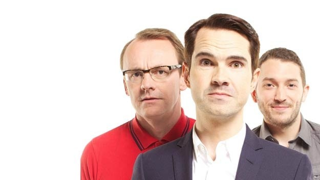 Jimmy Carr hosts the irreverent comedy panel show based on opinion polls. So what's better - kittens or Christmas? Let The Great British Public decide...
