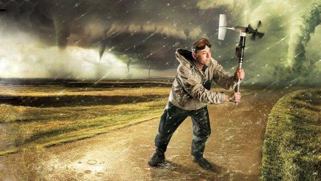 A Very British Storm Junkie