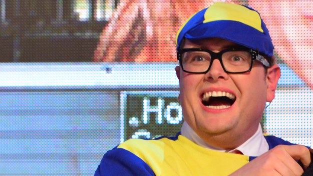 Alan Carr's Grand National Specstacular