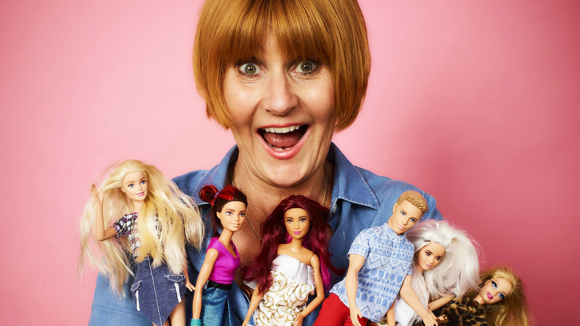 Barbie The Most Famous Doll in the World All 4