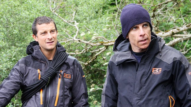 Bear's Wild Weekend with Ben Stiller