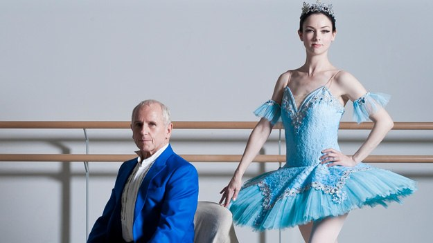 Wayne Sleep and prima ballerina Monica Loughman work with a troupe of plus-size amateur dancers to realise their dream of dancing Swan Lake